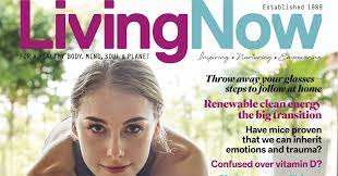 Interview with Living Now Magazine — Australia – a flash from the past!